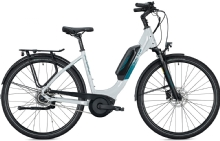 FALTERE 9.0 RT 500, Wave, White/Turquoise
