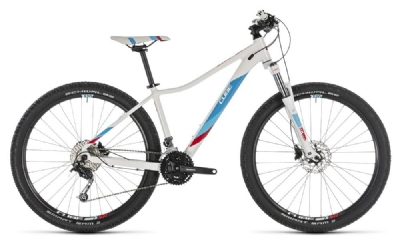 Cube - Access WS Pro white´n´blue