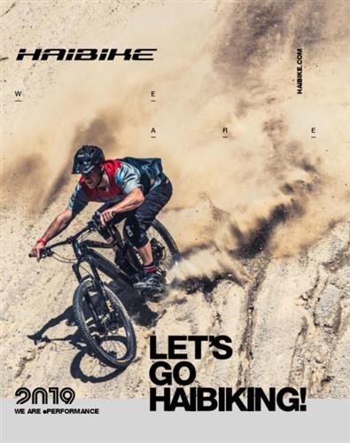 Haibike - Workbook 2018