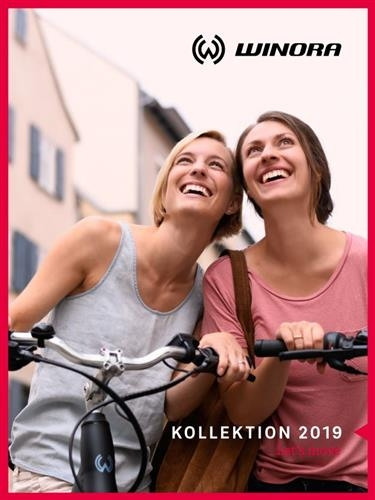 Winora- Katalog 2018