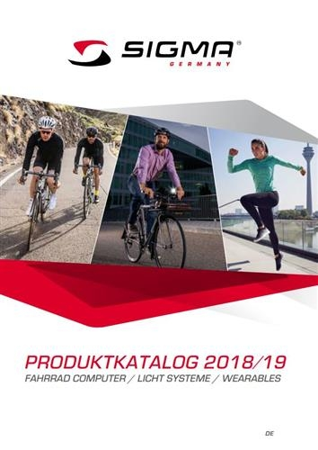SIGMA - Produktkatalog 2017