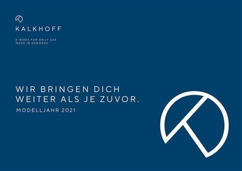 Kalkhoff - Bikes Katalog 2017