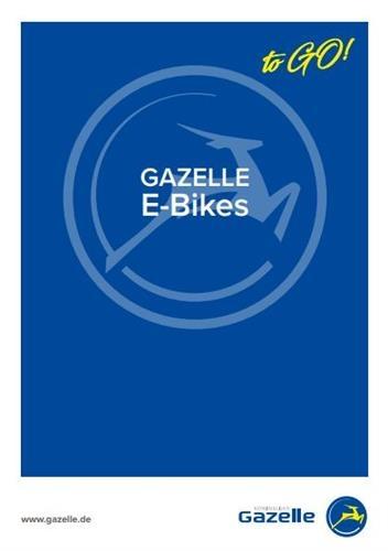 Gazelle - Katalog E-Bikes 2019