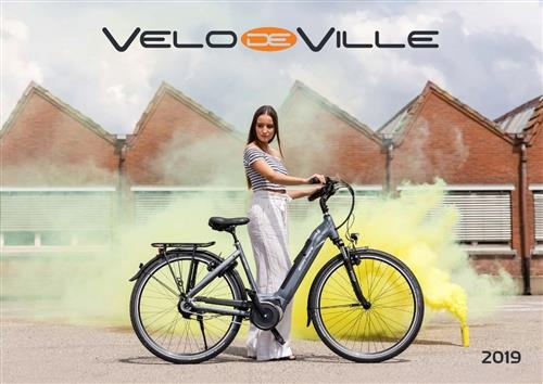 Velo de Ville - Katalog 2018
