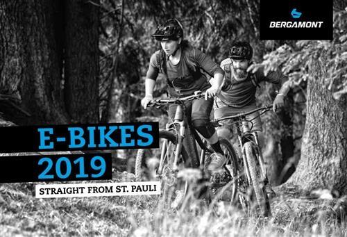 Bergamont - E-Bikes 2019
