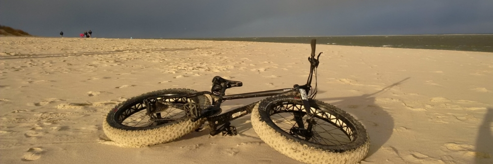 fatbike sand,