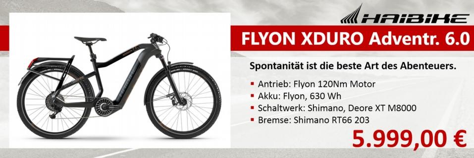 FLYON XDURO Adventr. 6.0