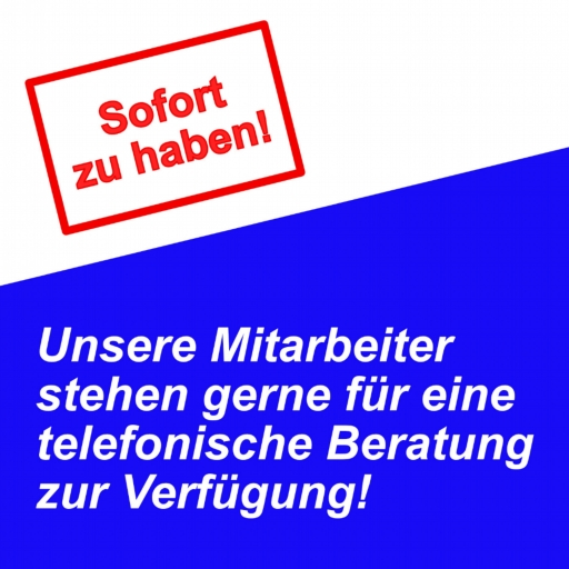 Telefonische Beratung!