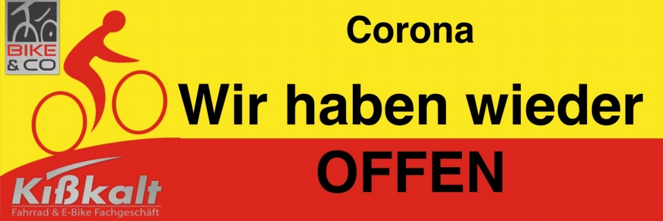 Corona: Offen