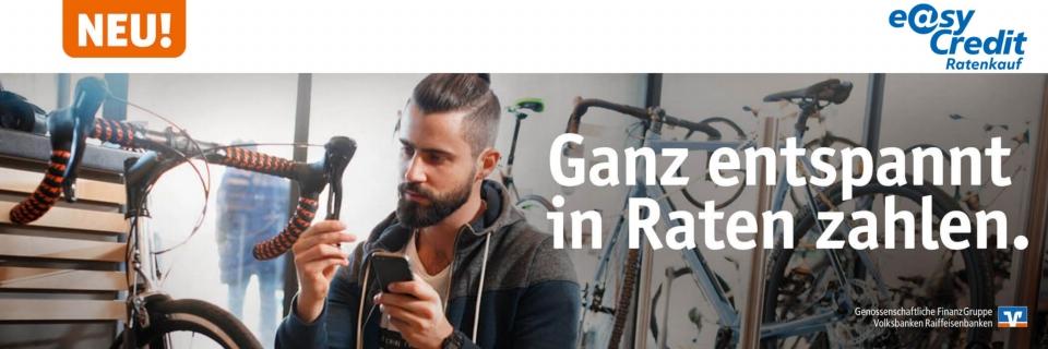 ratenkauf by easyCredit - Ganz entspannt