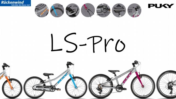 Puky LS-Pro: Leicht und sicher!