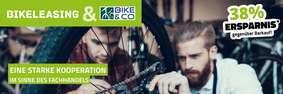 BIKE&CO Bikeleasing Diashow