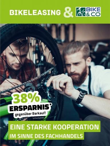 BIKE&CO Bikeleasing PopUp