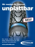 """Schwalbe Marathon Plus """"Unplattbar 2"""""""