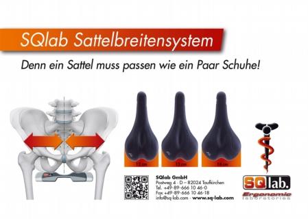 Sqlab Sattelbreitensystem