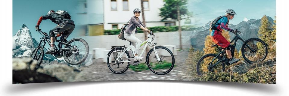 Slider E-Bikes